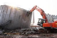 Демонтаж и резка емкостей и резервуаров