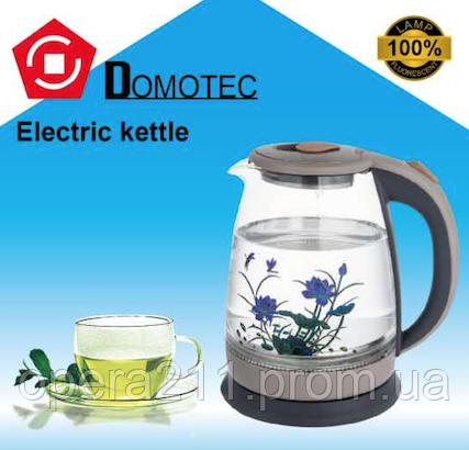 Электрочайник DOMOTEC DT-820