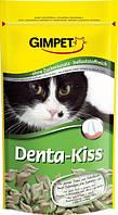 Витамины для котов и кошек Gimpet Denta-Kiss для предотвращения зубного налета и зубного камня, 65 шт