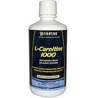L-карнитин жидкий MRM 1000  960 мл