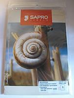 Самоклеящаяся пленка SAPRO для цвет.лазерного принтера прозрачная глянцевая для лазерной печати (25 листов)
