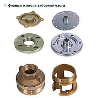 Фланец F H 24LSS-100LSS нержавеющая сталь
