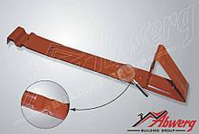 Снегозадержатель крюк для керамической черепицы