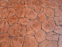 Купить формы для штампованного бетона