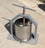 Механический пресс ручной ( 14 литров) нержавейка