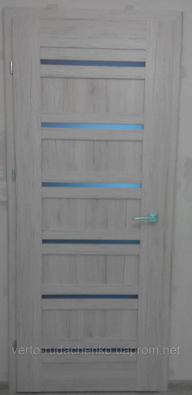 "Двери Verto Тиана 1.0 в цвете Дуб беленый ""Verto-CELL Plus"""