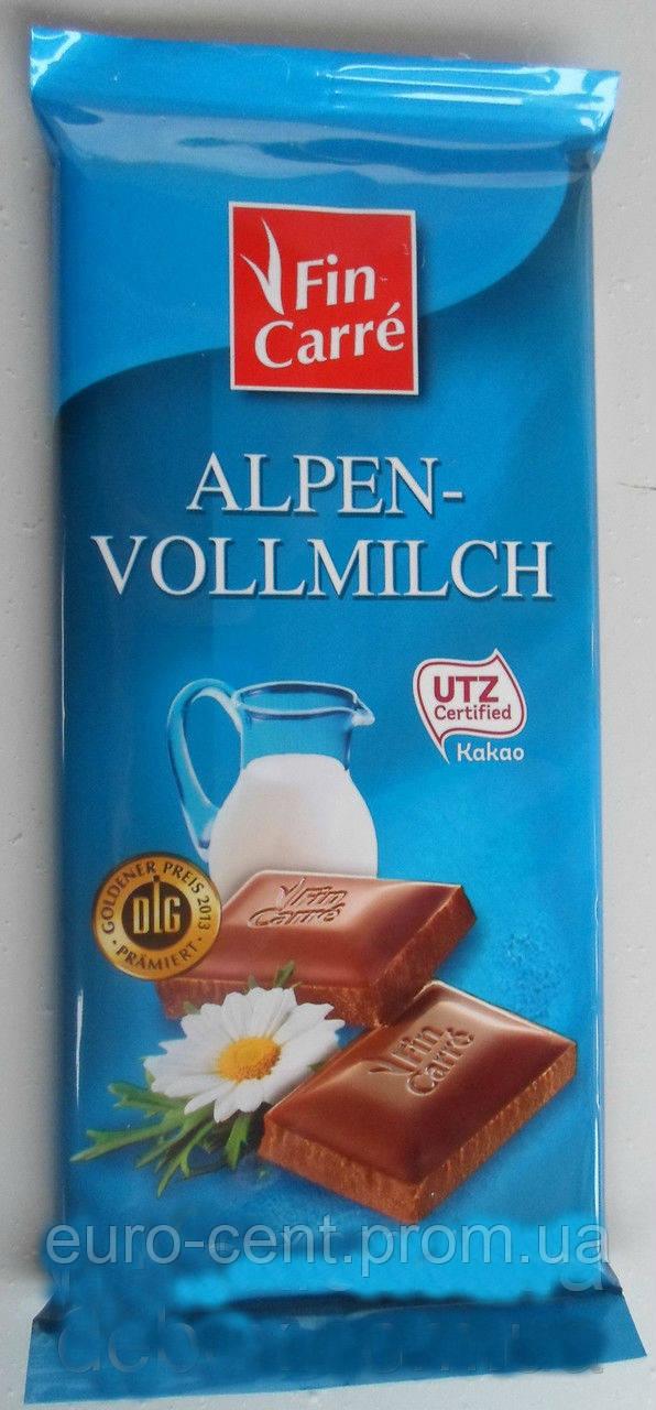 Шоколад молочный Fin Care 100 г.