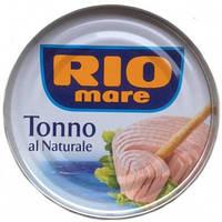 Тунец Rio Mare Tonno al Naturale 80 г