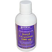 L-карнитин жидкий MRM 1000 мг 480 мл