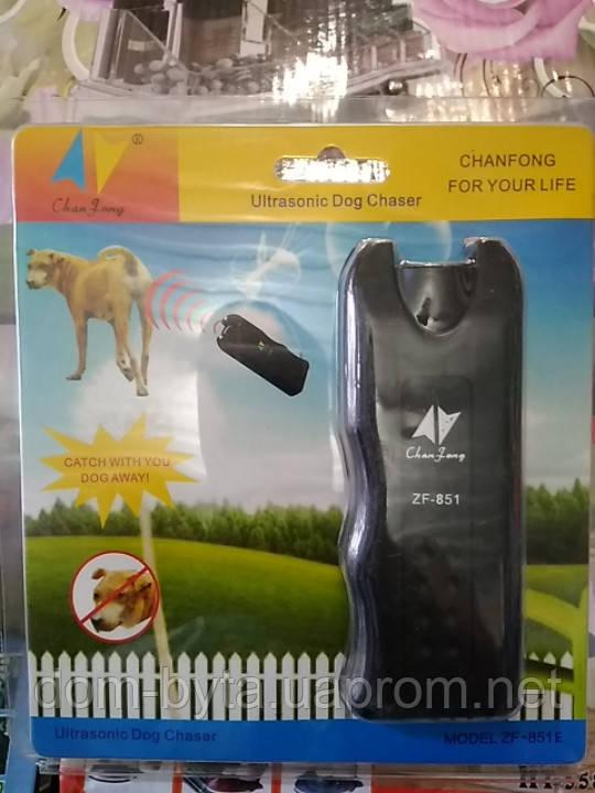 Ультразвуковой отпугиватель собак ximeite MT650E