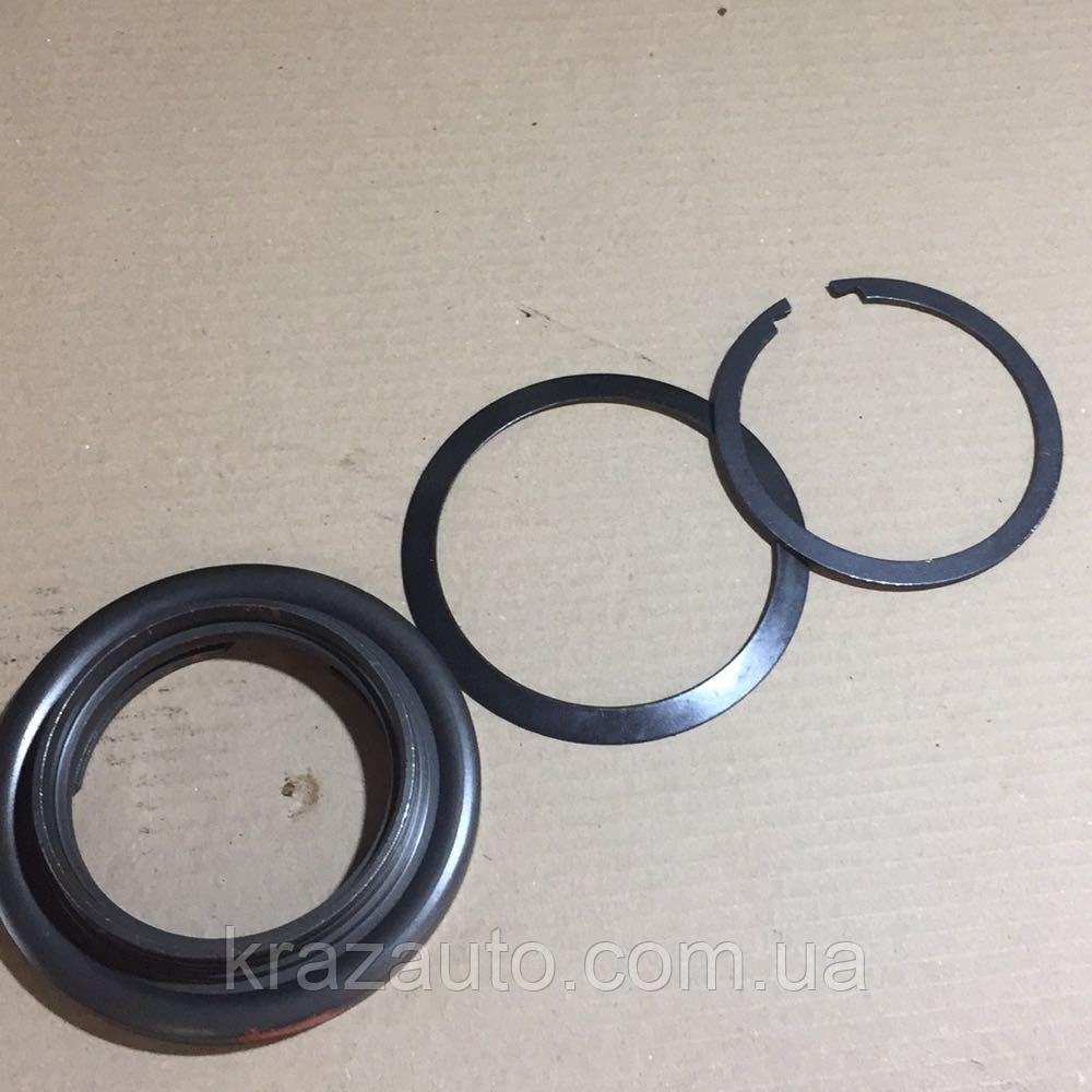 Ремкомплект сцепления 182-184 (кольцо стопорное,упорное, шайба) 182-1601002-05