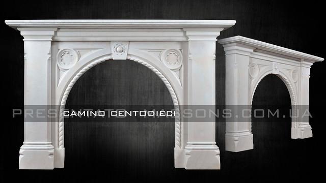 Каминные порталы Эклектика