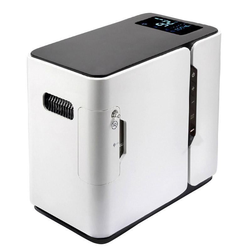 Кислородный концентратор для дома 5-1 литра(цвет: белый) - 1-L