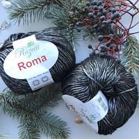 Пряжа для вязания вещей Люкс качества Rozetti Roma, все цвета