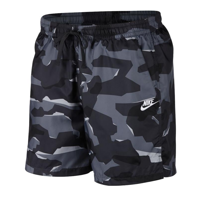 1582d9bd Шорты спортивные Nike NSW Club Camo Woven 065 (AR2922-065), цена 1 ...