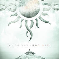 CD диск Godsmack - When Legends Rise, фото 1