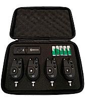 Набор сигнализаторов с пейджером 4 +1 SF23916 в кейсе, фото 1