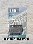 Сетка аналог для электробритвы Braun 3000 614