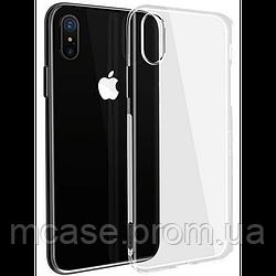 Чехол iPhone X Силиконовый
