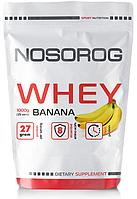 NOSOROG Whey 1 kg (сывороточный протеин; ксб; концентрат сывороточного протеина; быстрый протеин; ЭКО), фото 1