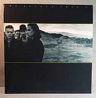 CD диск  U2 - The Joshua Tree, фото 1
