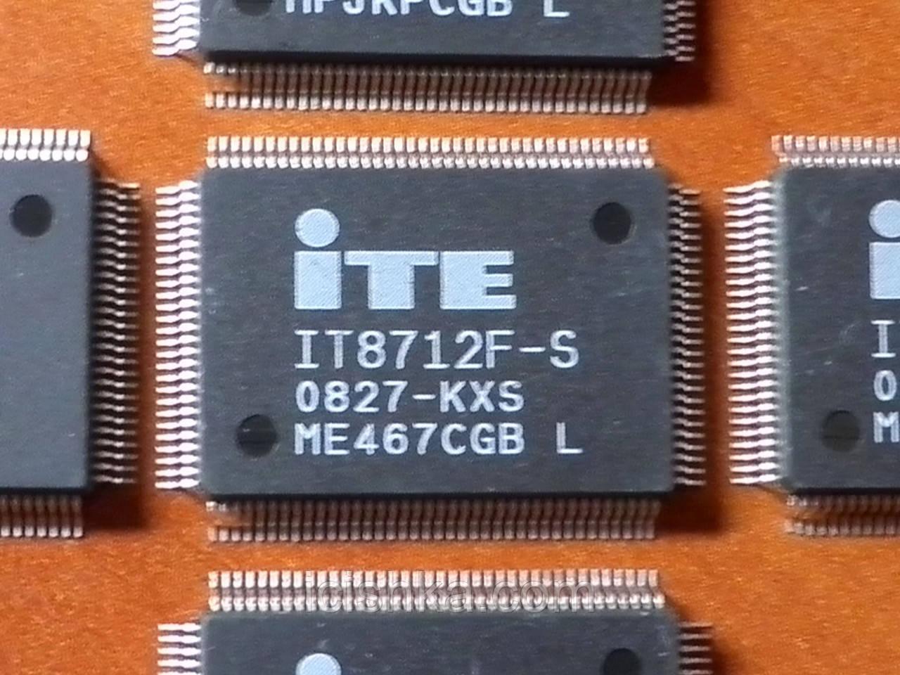 ITE IT8712F-S KXS GB - Мультиконтроллер