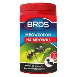 Bros/Брос Мровкофон (Mrowkofon), 80 г — средство от муравьев, фото 2