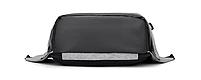 Рюкзак Bobby Бобби с защитой от карманников антивор USB разъем Серый, фото 3