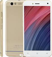 """Сенсорный мобильный телефон (смартфон) M-Horse CT4 (5"""") Gold"""