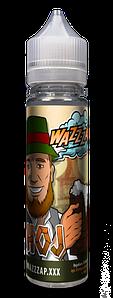 Жидкость для электронных сигарет Wazzzap - AHOJ (Кремовый десерт) 60мл, 1.5 мг