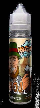Жидкость для электронных сигарет Wazzzap - AHOJ (Кремовый десерт) 60мл, 3 мг, фото 2