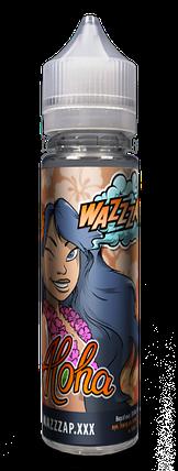 Жидкость для электронных сигарет Wazzzap - ALOHA (Малина + лимон) 60мл, 0 мг, фото 2