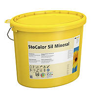 StoColor Sil Mineral 15 л, силикатная краска для интерьера