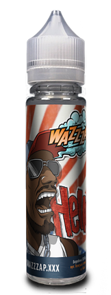 Жидкость для электронных сигарет Wazzzap - HELLO (Классическая жвачка) 60мл, 1.5 мг, фото 2