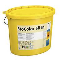 StoColor Sil In 10 л, силикатная краска для интерьера