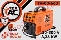 Сварочный полуавтомат инверторный Tex.AC ТА-00-660 Техас Сварка Инвертор Аппарат