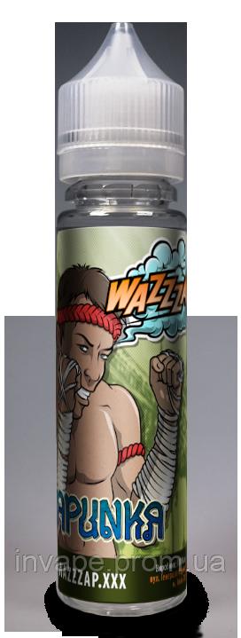 Жидкость для электронных сигарет Wazzzap - KAPUNKA (Свежий грейпфрут) 60мл, 3 мг