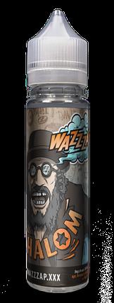 Жидкость для электронных сигарет Wazzzap - SHALOM (Фруктовый десерт) 60мл, 0 мг, фото 2