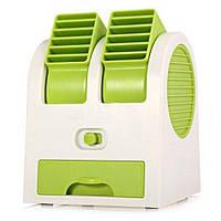 Вентилятор освежитель и увлажнитель воздуха Mini Fan MY-0199, фото 1