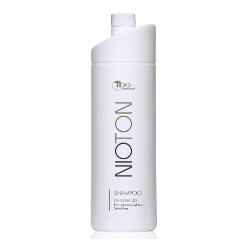 Безсульфатный шампунь Tico Professional Nioton UV-Keraplex