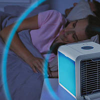 Мини кондиционер, портативный, охладитель воздуха Arctic Air Cooler, бесшумный вентилятор