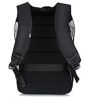 Городской рюкзак антивор с отделениям для ноутбука 15,6 USB Baibu Черный, фото 10