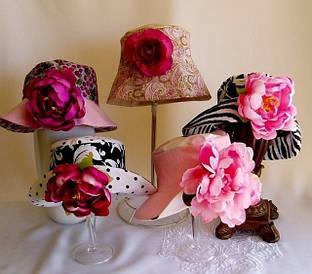 Панамки и шляпы