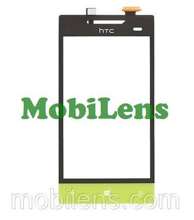 HTC A620e, A620t 8S Rio Тачскрин (сенсор) зеленый, фото 2