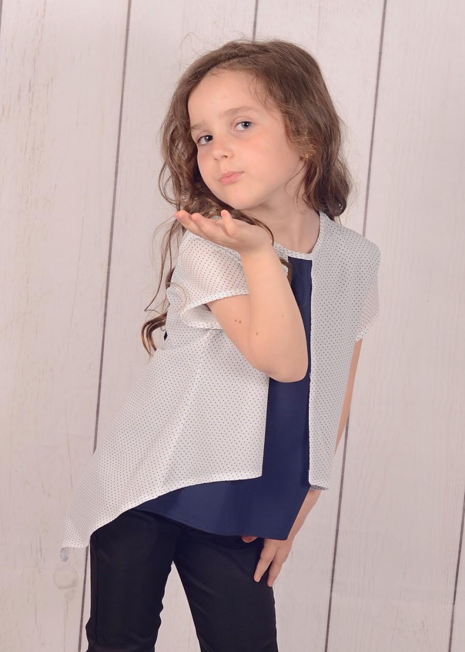 """Туника на девочку (122-152 см) """"Style Kids"""" LM-779"""