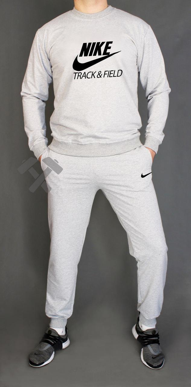a84817a7 Мужской Спортивный Костюм Nike, Найк, Серый (в Стиле) — в Категории ...