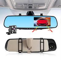 Зеркало-видеорегистратор Сar DVR Mirror L9000 на 2 камеры