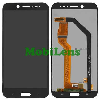 HTC 10 Evo, HTC Bolt 2PYB2 Дисплей+тачскрин(модуль) черный, фото 2