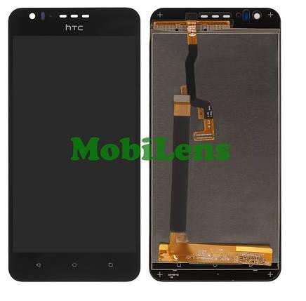 HTC 10 Desire Compact, Desire 825 Дисплей+тачскрин(модуль) черный, фото 2