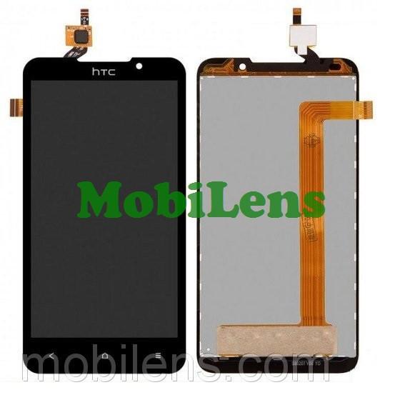 HTC Desire 516, HTC 516, 516 Dual, Desire 316 Дисплей+тачскрин(модуль) черный